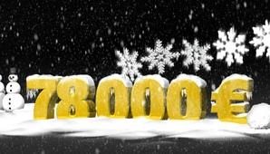 78 000 euros de bonus à se partager sur Bwin Poker