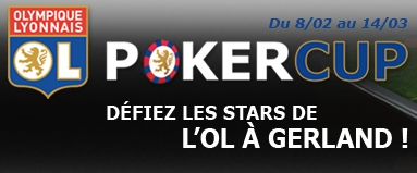 OL Poker Cup et Match Retour au programme pour les supporters