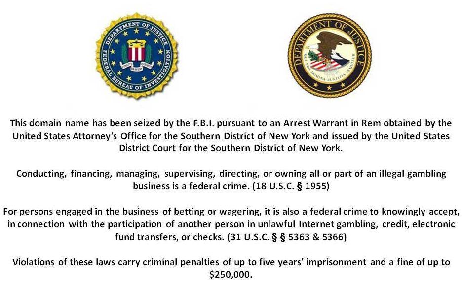 La justice américaine tente de porter un coup fatal au poker en ligne