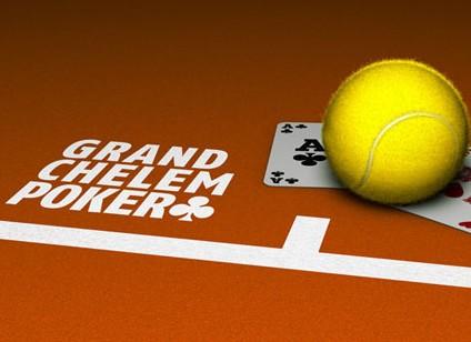 Le poker s'invite aux Internationaux de France