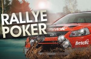 Le Rallye Poker démarre sur Betclic