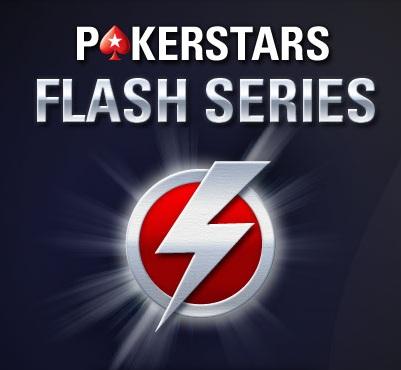 Début des Flash Series sur PokerStars