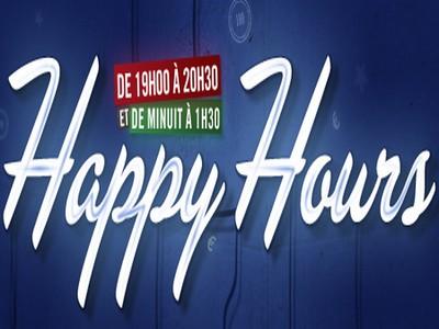 Les Happy Hours de Winamax prolongées en mai