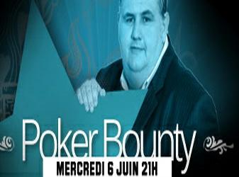 Pierre Ménès et Philippe Kortza, invités d'honneur de tournois bounty
