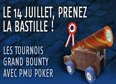 Journée spéciale Bounty pour la fête nationale