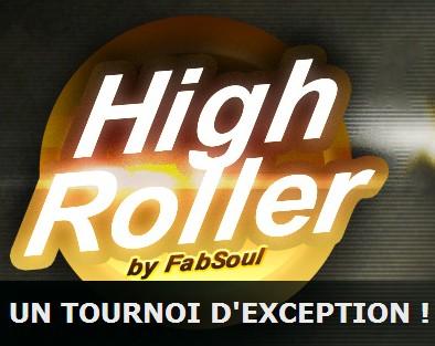 Fabrice Soulier organise un High Roller sur Betclic