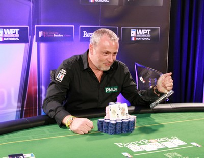 Guillaume Darcourt fait briller la Team PMU Poker