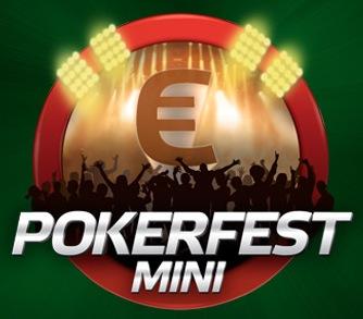 Un Pokerfest Mini cette semaine sur PartyPoker