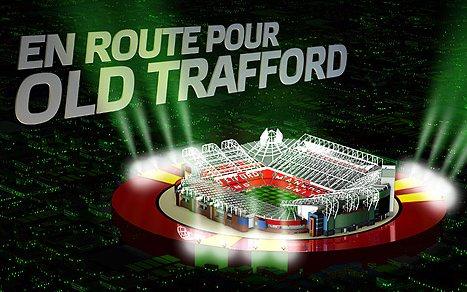 Plus que quelques jours pour gagner votre place pour Old Trafford