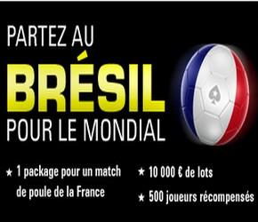 Des Français seront bien au Mondial grâce à PokerStars