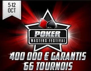 Le Poker Masters Festival à l'honneur sur Turbo Poker