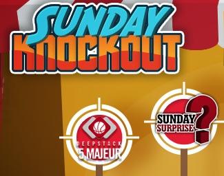 Une spéciale Knockout dimanche sur Winamax