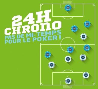 L'Euro et les Bleus en toile de fond sur PMU Poker