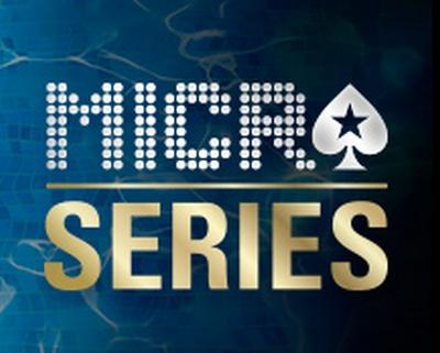 Micro Series au menu de la semaine sur PokerStars